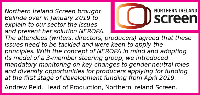 NI Screen's Andrew Reid on NEROPA.