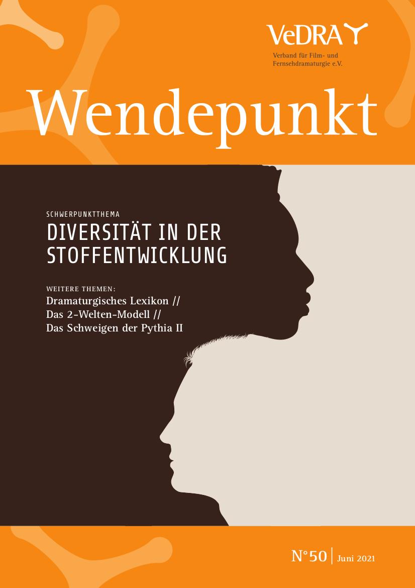 Titelseite VeDRA Wendepunkt Nr. 50